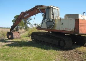 Sumitomo 635 Excavator