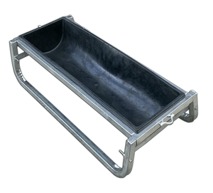 Under Auction - (A131) - 5 x  1080mm Sheep Troughs - 2% + GST Buyers Premium On All Lots