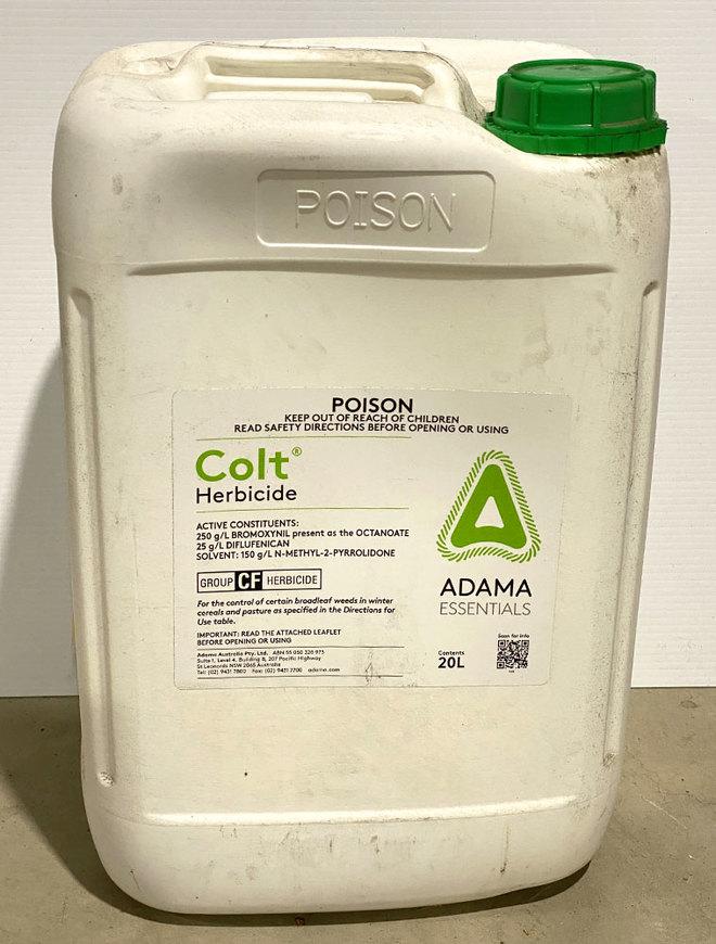 Colt 20L Broadleaf Selective Herbicide