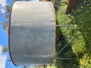 Field Bin with closed walls