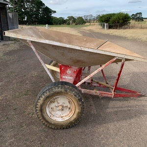 Horwood Bagshaw Vicon Super Spreader