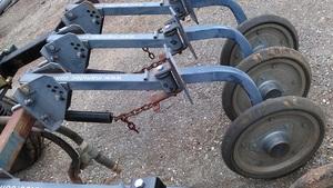 20 X Manutec Press Wheel Asemblies (Without Wheel)