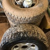 275/70R16 Tyres and Rims