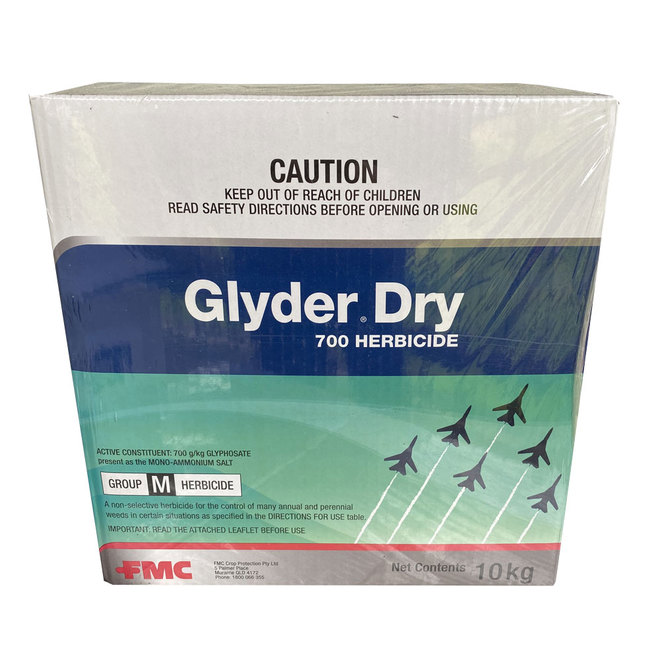 Glyder Dry Non-Selective Herbicide 10kg