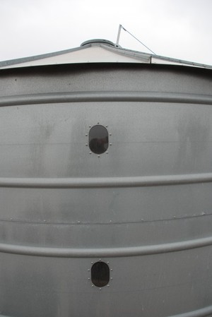 Silo / Field Bin Polycarbonate Sight Glass Windows