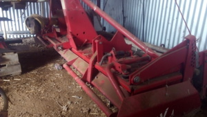 Lelyterra power harrow  3 meter