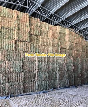 Wheaten/Vetch Mix 8x4x3 Bales