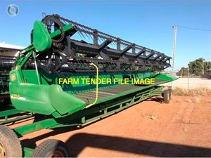 Finger Reel wanted for a John Deere 930R Header / Harvester Front