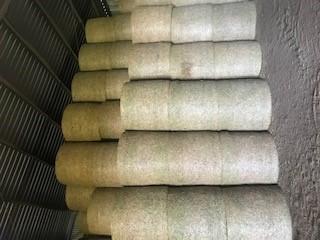 Shedded legume Based Pasture Hay