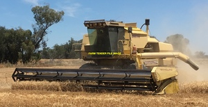 WANTED New Holland Combine Old Models