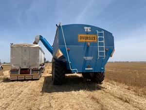 Tuff Chaser Bin 33 tonne