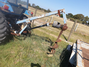Post hole auger for sale