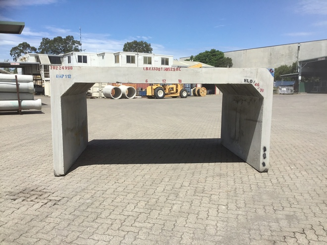 8 x Concrete Box Culverts (New)