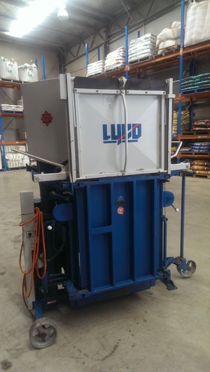 Lyco wool press