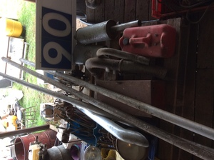 Under Auction - Under Auction (A129) - Auto, Exhaust Pipe, Turnbuckles, Plus - 2% + GST Buyers Premium On All Lots