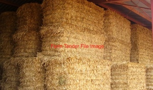 For Sale Oaten Hay in 8x4x3 Bales