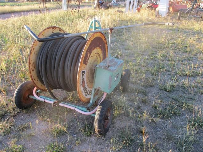 Traveling Irrigator