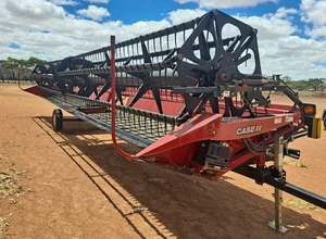 Case IH 35ft Swather Front