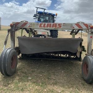 Claas disco 3000 mower conditioner