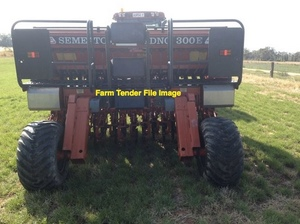 Semeato TDNG 300e Double Disc Seeder Wanted
