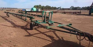 Goldacres 28m Groundglider Boom