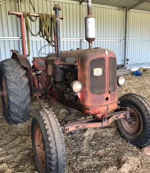 1960 Nuffield 460 Tractor