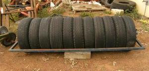Roller - Rubber Tyre Roller
