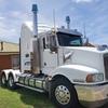 2009 KENWORTH T402