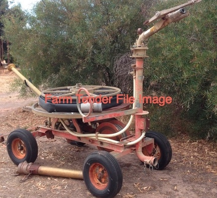 Travelling Irrigator Wanted