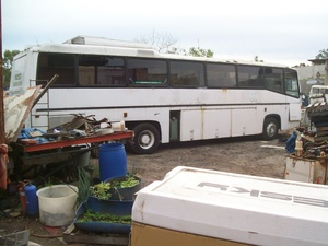 1986 MAN Tandom Drive Bus suitable camper