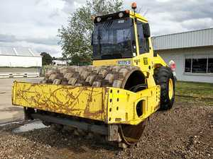 2012 Bomag BW216PD Roller