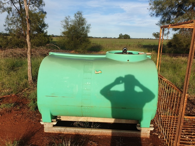 Under Auction - (A137) - 2 x Water Tanks - 2% + GST Buyers Premium On All Lots