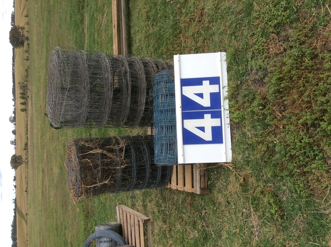 (A129) - New and Used Rolls of Wire