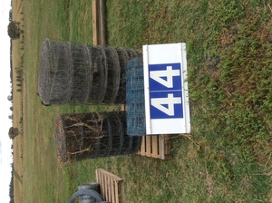 Under Auction - (A129) - New and Used Rolls of Wire - 2% + GST Buyers Premium On All Lots