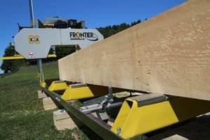 Frontier Band Saw Sawmill OS31