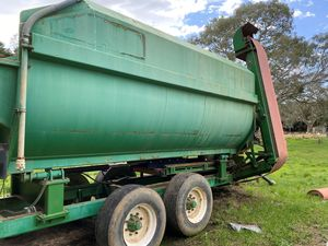 Converted Keenan - Mixer Wagon