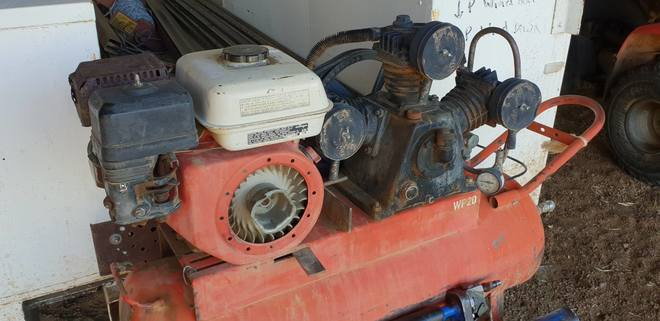 20 CFM Compressor