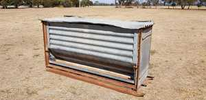 Under Auction - Lysaght Sheep Feeder - 2% + GST Buyers Premium On All Lots