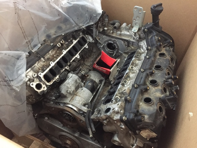 Toyota Landcrusier Engine for Recon