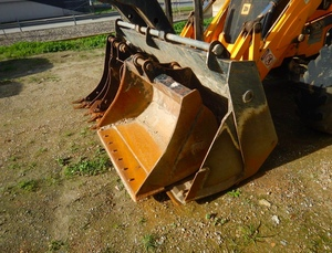 2015 JCB 3CX Backhoe