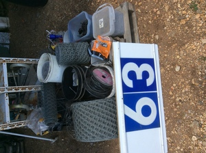Under Auction - (A129) - Pallet of Electric Fence Gear - 2% + GST Buyers Premium On All Lots