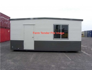 WANTED Demountable office with Aircon