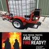 NEW 1000L WATER CART TRAILERS - Easy Pay from $40 a week