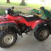Honda Foreman S 450 CC 4x4 ATV