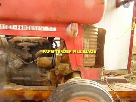 WANTED Fergie 65 Diesel Motor