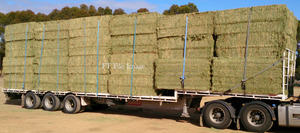 For Sale Clover Hay