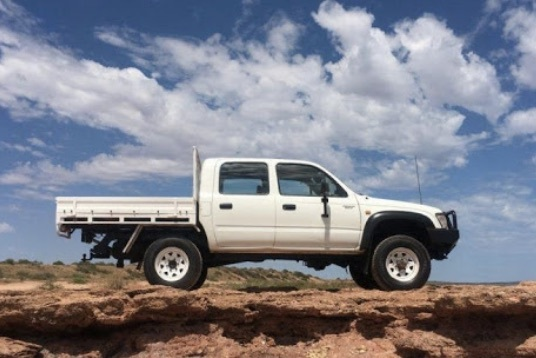 BlazeAid require 15 4wd Utes for long term loan