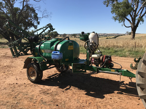 Goldacres Trailing Sprayer Compact