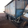Mitsubishi FM 215 Truck for Wrecking or Repairs