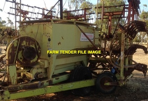 WANTED Alfarm Air Seeder